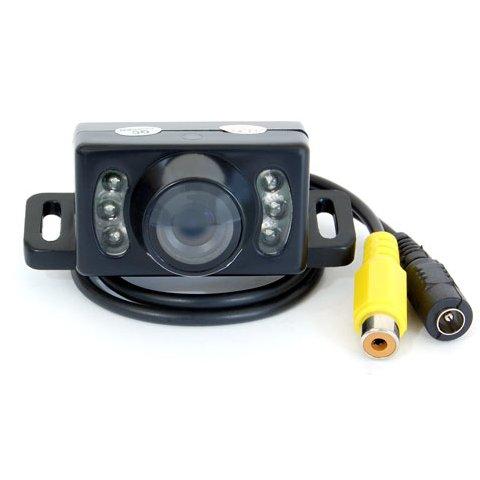 Универсальная автомобильная камера заднего вида с подсветкой GT S621