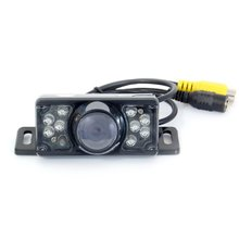 Универсальная автомобильная камера заднего вида GT S617 с инфракрасной подсветкой - Краткое описание