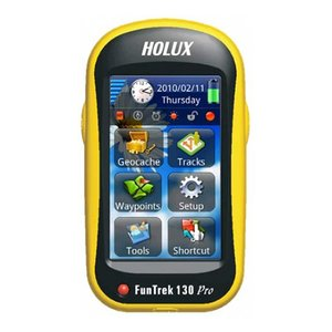 Спортивний GPS навігатор Holux FunTrek 130 Pro