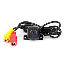 Универсальная автомобильная камера переднего вида - Краткое описание