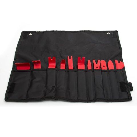 Набор инструментов для снятия обшивки (11 предметов)
