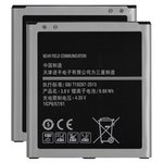 Battery EB-BG530BBC compatible with Samsung J250 Galaxy J2 (2018), J320 Galaxy J3 (2016), J500 Galaxy J5, ((Li-ion 3.8V 2600mAh))