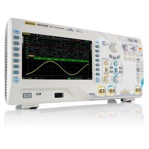 Mixed Signal Oscilloscope RIGOL MSO4052