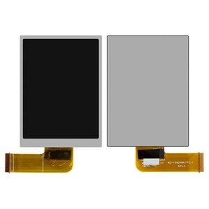Pantalla LCD para cámaras digitales Pentax LS1000, RS1000, RS1500; Nikon L26, #WD-F9624WA FPC-1