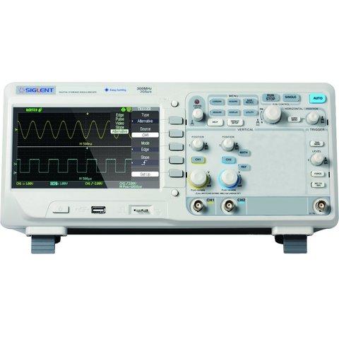 Цифровий осцилограф SIGLENT SDS1202CFL