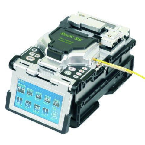 Зварювальний апарат для оптоволокна Ilsintech Swift S5