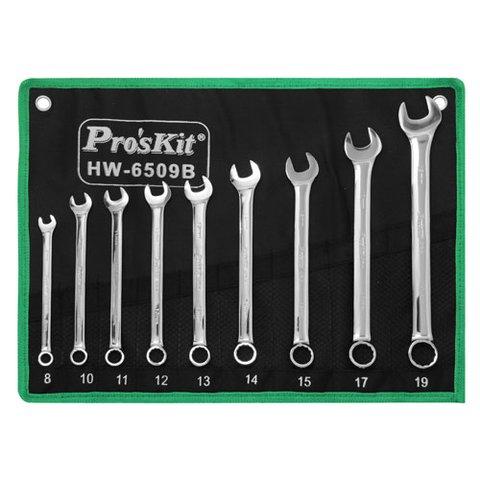 Набір гайкових ключів Pro'sKit HW 6509B