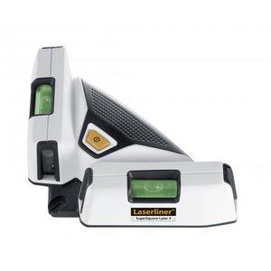 Линейный лазерный уровень Laserliner SuperSquare-Laser 4