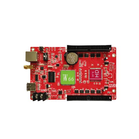 Контролер LED дисплея Huidu HD W66 2048×512