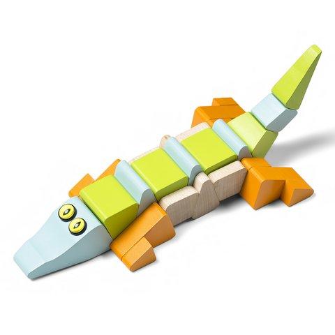 CUBIKA Крокодил-акробат LA-2