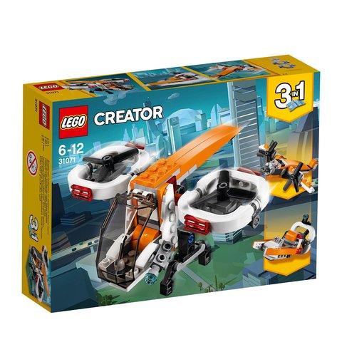 Конструктор LEGO Creator Дрон-розвідник 31071