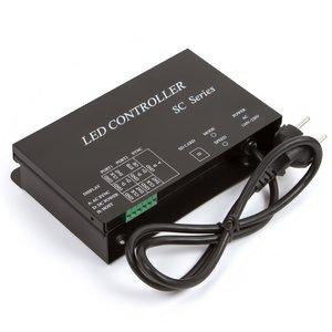 Светодиодный светомузыкальный контроллер H803SC